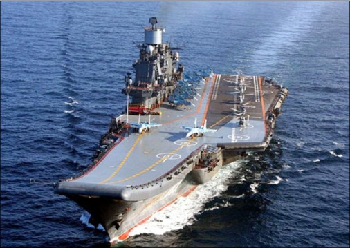Kuznetsov Photo Credit Russian MoD