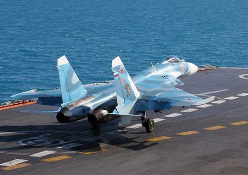 Kuznetsov-SU33_Photo Credit Russian MoD