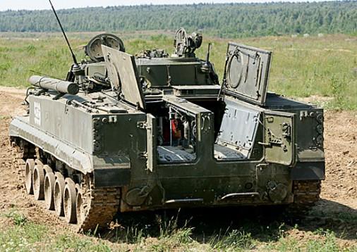 BMP-3 russian MoD B07