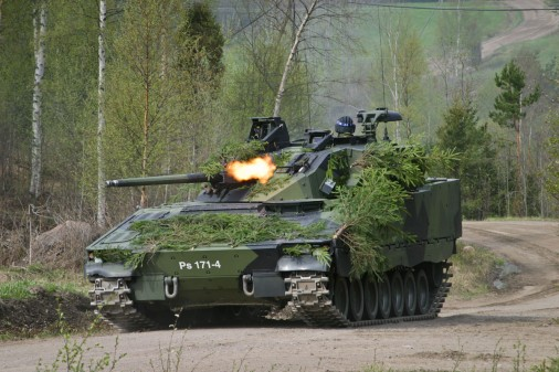 Credit photo : Finland Army