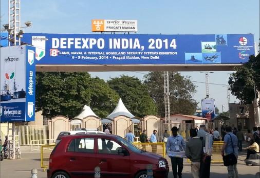 DEFEXPO India 2014 002j