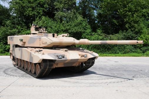 Leopard 2 KMW