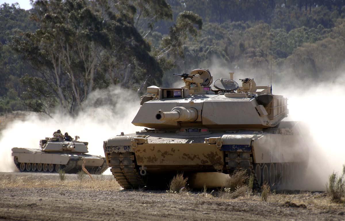 M1 Abrams | Strategic Bureau of Information