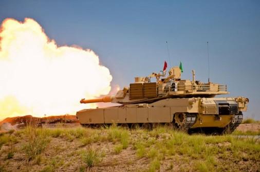 M1 Abrams 002