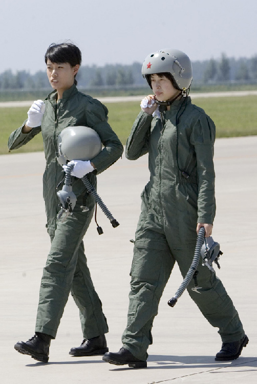 Chinese Female Pilots_pos0103