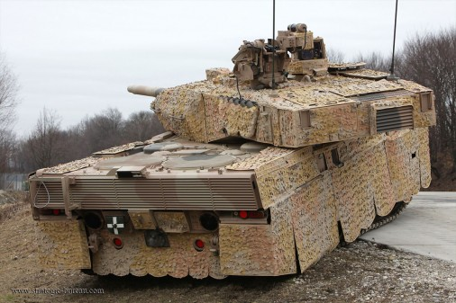 Leopard2A7 KMW A004