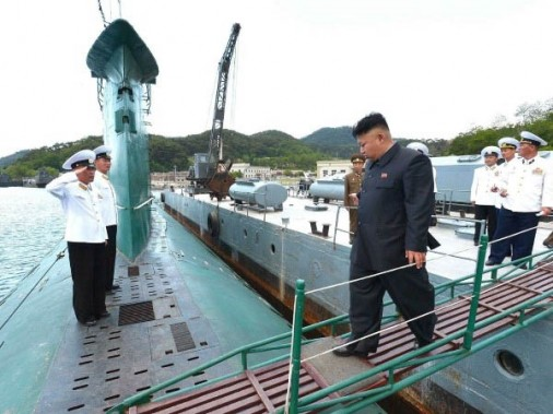 North Korea submarine 02