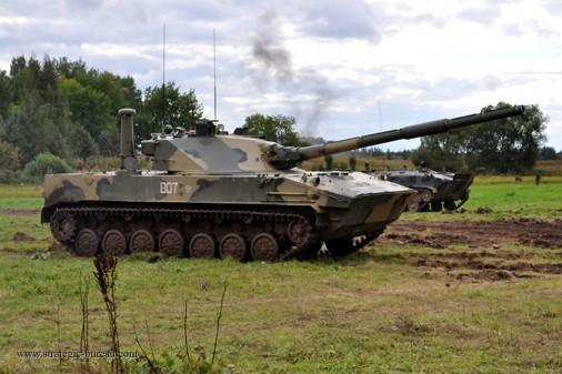 2S25 002 Russian MoD