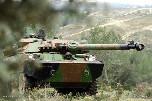 AMX-10RCR 100 SBI-DS