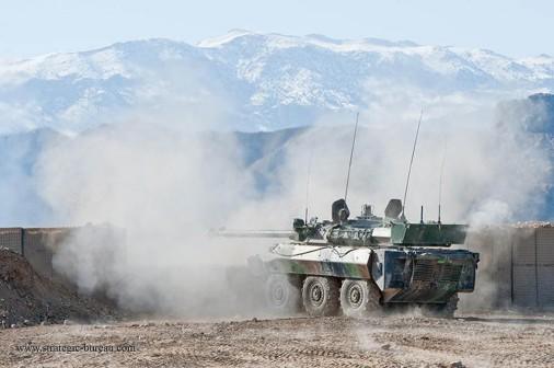 AMX-10RCR 104 MoD
