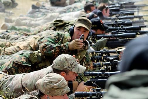 Kaz-chal Sniper 107