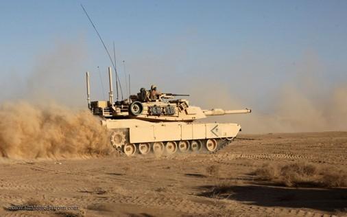 M1 Abrams 004