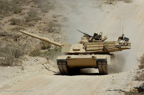 M1 Abrams 005
