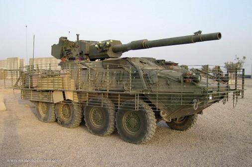 M1128 Stryker MGS 100