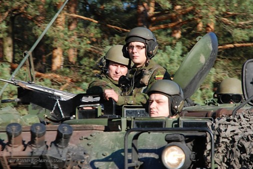 M113 Lituanie 102