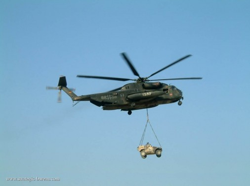 VBL 005 Helicoptering CH-53