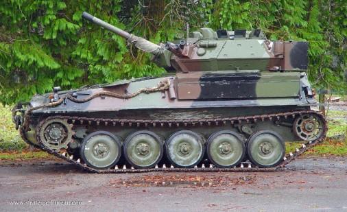 FV101 Scorpion 105