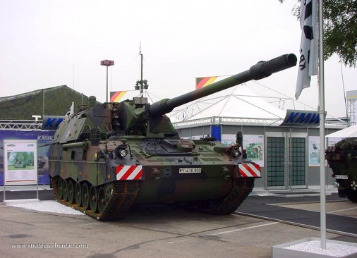 PzH 2000 106