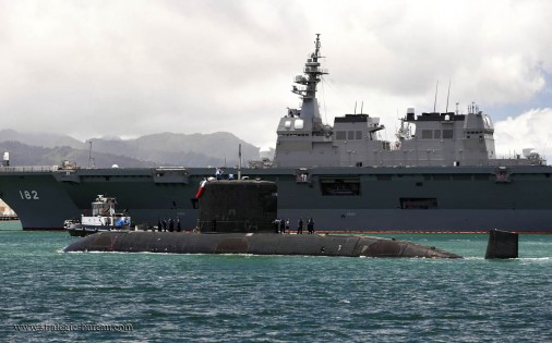 Exercise RIMPAC 2014