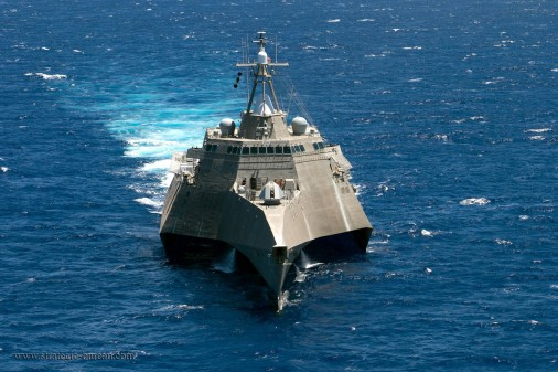 Rimpac-007 Littoral Combat Ship USS Independence