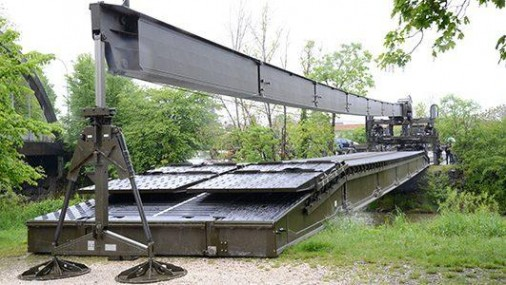 Système de pont suisse