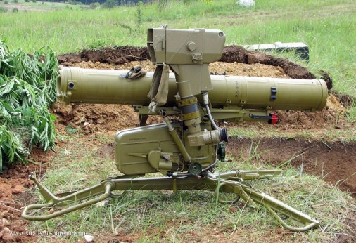 AT-4 Spigot 102