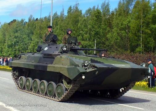 BMP-2 Finland