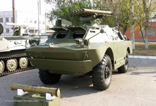 BRDM-2 AT-5 108
