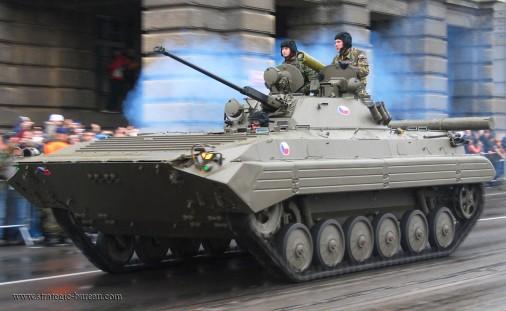 BVP-2 106 Czech Army