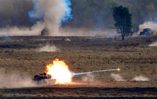 M1 Abrams Australia 201