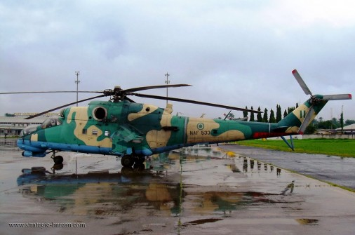 Mi-35 Nigeria 101