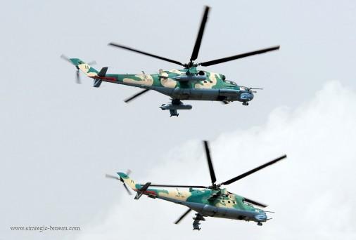 Mi-35 Nigeria 102