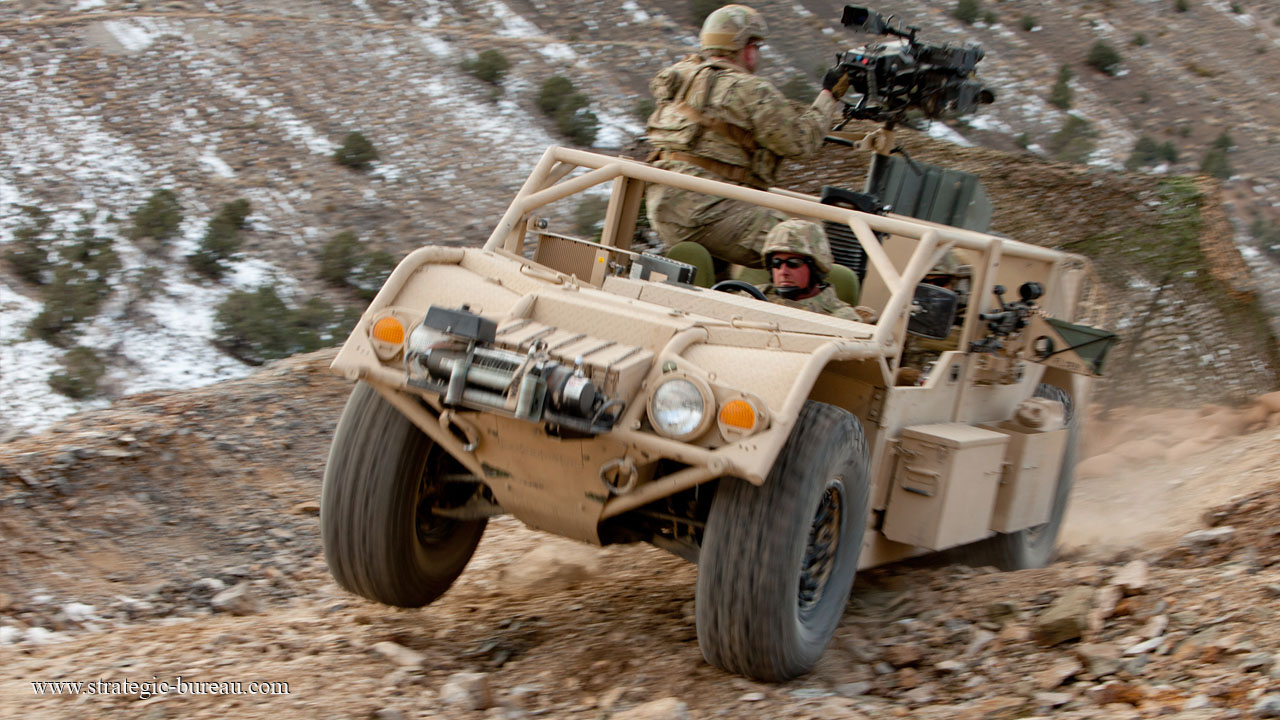 GMV 1.1 will produce for USSOCOM | Strategic Bureau of ...