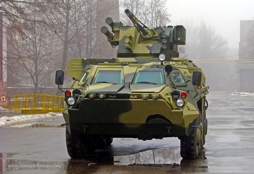 BTR-4 001