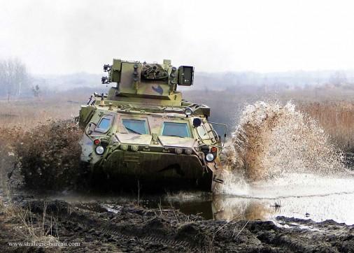 BTR-4 003