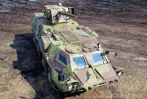BTR-4 006
