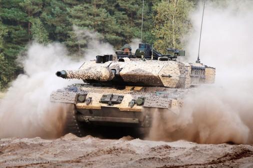 Leopard2A7 KMW A001