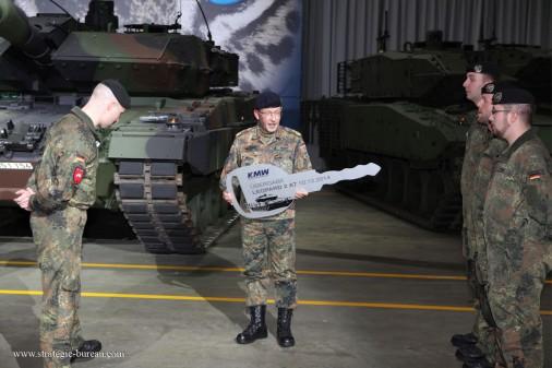 Leopard2A7 KMW A003