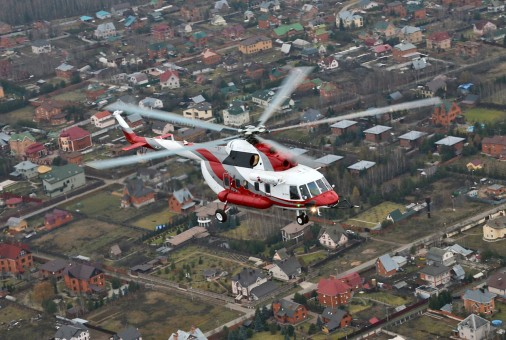 Mi-171A2 010 First_flight