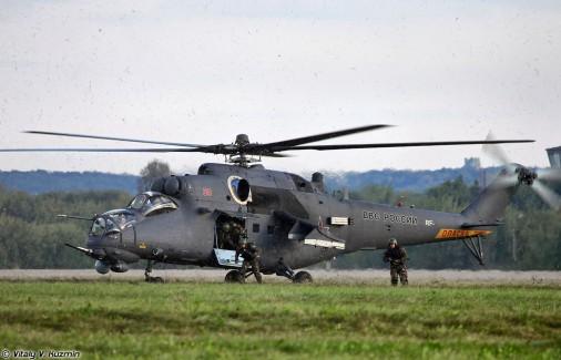 Mi-24 007_Door opened