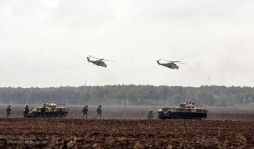 Mi-24 & BMD-2 009