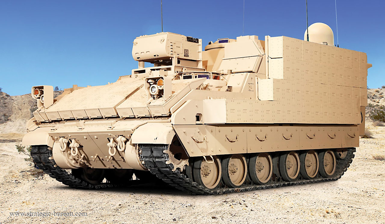 The AMPV « Armored Multi-Purpose Vehicle » Program