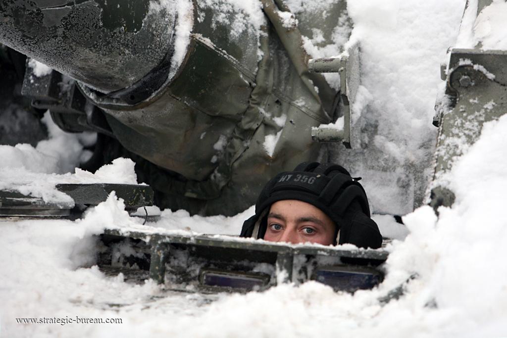 division blindée russe