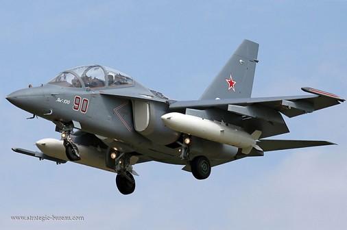 Yak-130 B001