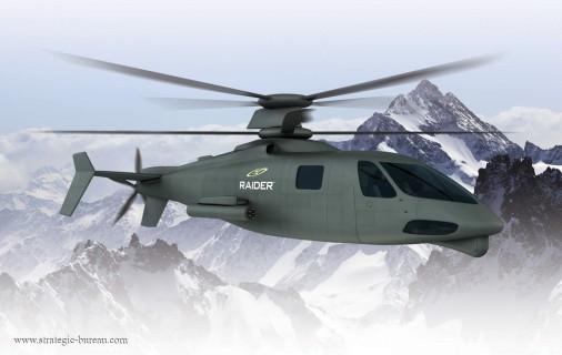 S-97 Raider 105 Sikorsky