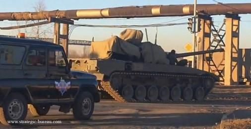 T-14 Armata A003