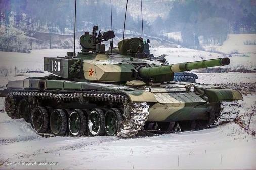 Type-99 firing A101