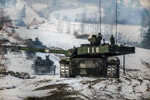 Type-99 firing A102