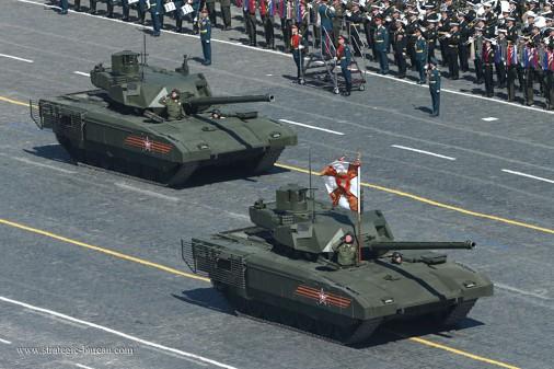 105 MBT Armata