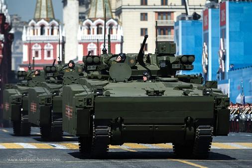 BMP Kurganets-25 001 MoD